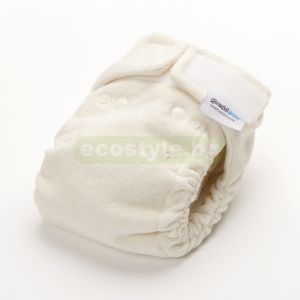 nappy + booster bamboo size 1