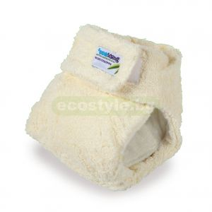 nappy + booster bamboo size 2